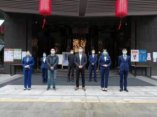 非常时期,非常喊话——记郁锦香酒店的一次特殊沟通会