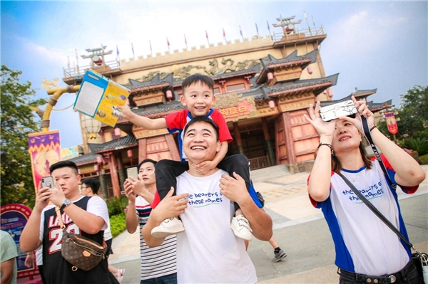 广州融创文旅城避暑有妙招,文旅、研学两不误